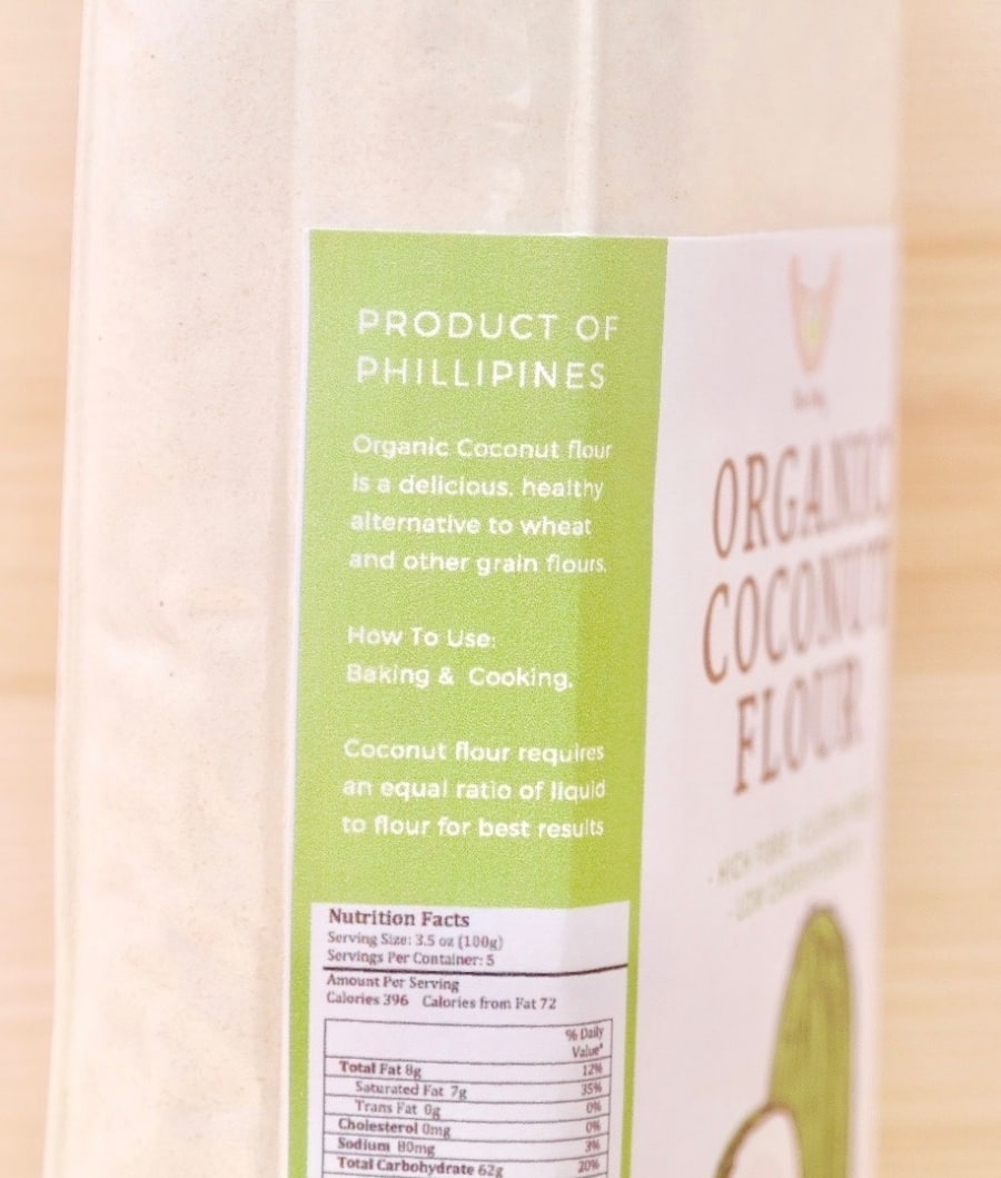 Organic Coconut Flour Gluten Free Distributor In Pj Kl