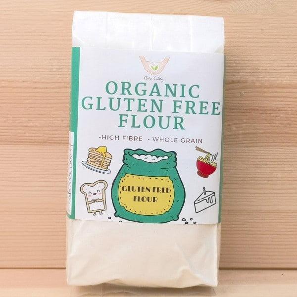 Organic Gluten Free Flour Importer Distributor in PJ KL
